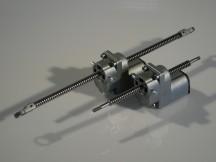Mini Elektro Spindel - Aandrijftechniek Hartholt