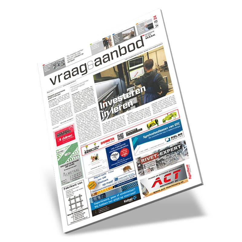 Vakblad Vraag&Aanbod
